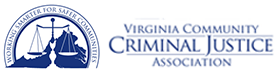 Virginia Community Criminal Justice Association Logo